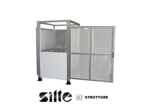 Collective protective equipment TELAI MODULARI IN ALLUMINIO - SILTE