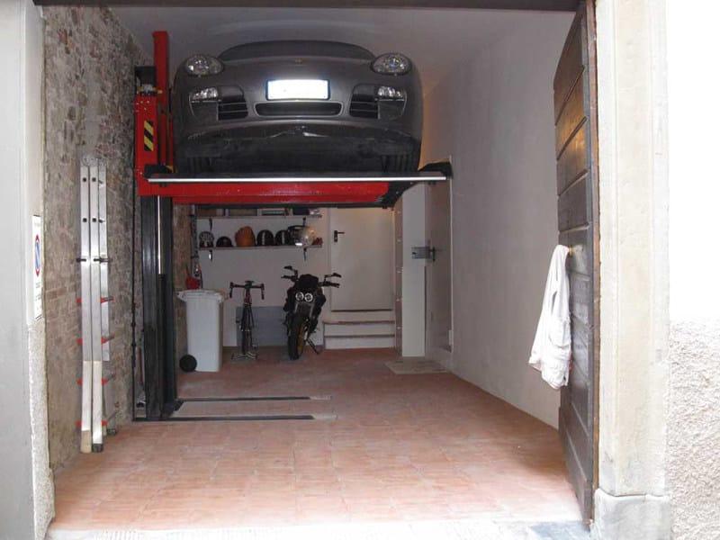 elevatore monocolonna elevatore per auto monocolonna