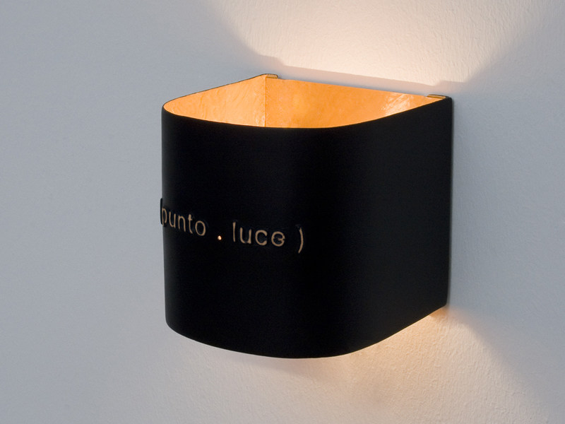 Nebulite® wall light PUNTO LUCE - In-es.artdesign