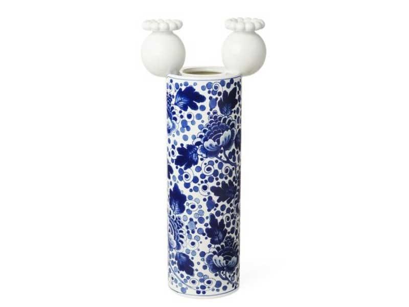 Ceramic vase DELFT BLUE 1 - Moooi©