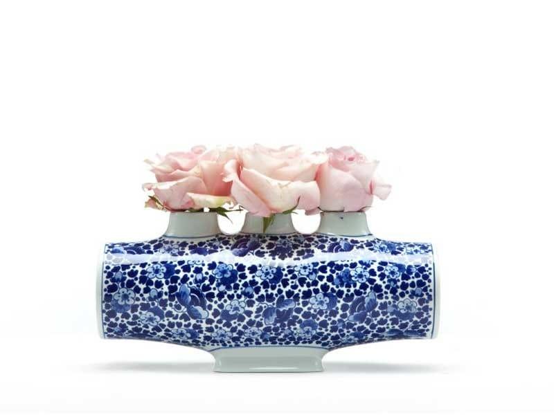 Ceramic vase DELFT BLUE 4 - Moooi©