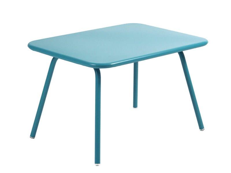 gartentisch aus aluminium f r kinder luxembourg kid. Black Bedroom Furniture Sets. Home Design Ideas