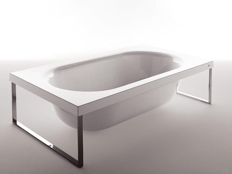 Methacrylate bathtub KAOS 1 - Kos by Zucchetti