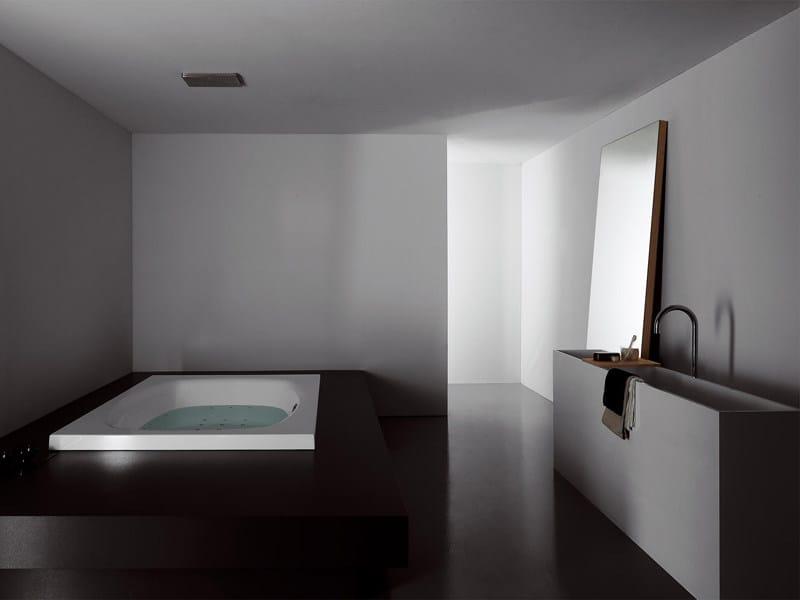 Vasca da bagno in metacrilato kaos 2 kos by zucchetti - Kos vasche da bagno ...