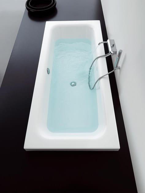 Vasca da bagno in metacrilato kaos 3 kos by zucchetti - Kos vasche da bagno ...