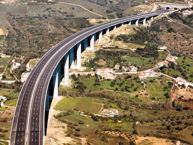 Viadotto Loureiro, Portogallo