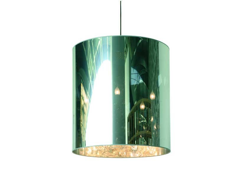 Indirect light polyester pendant lamp LIGHT SHADE SHADE D70 by moooi