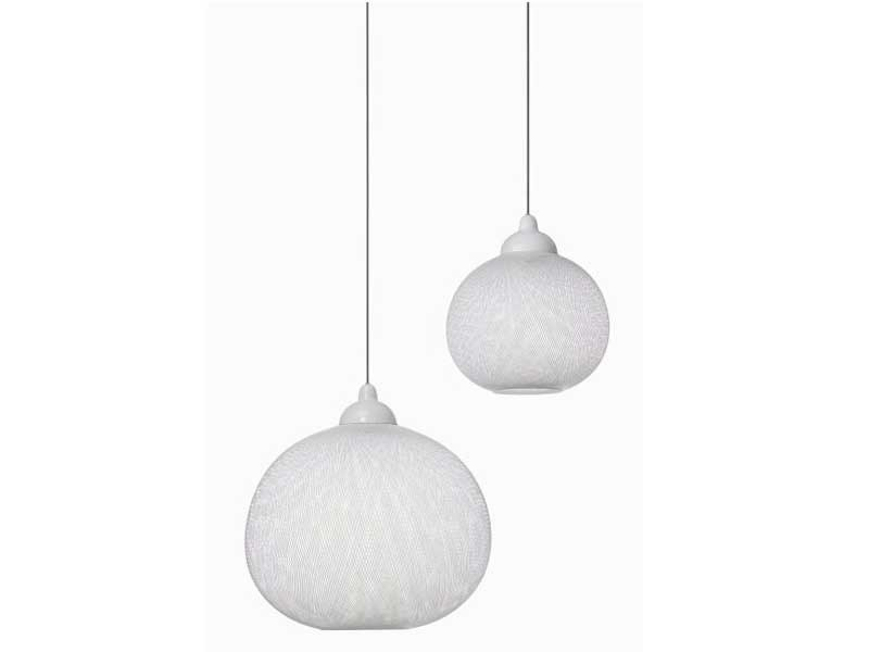 glass fibre pendant lamp non random by moooi design bertjan pot. Black Bedroom Furniture Sets. Home Design Ideas