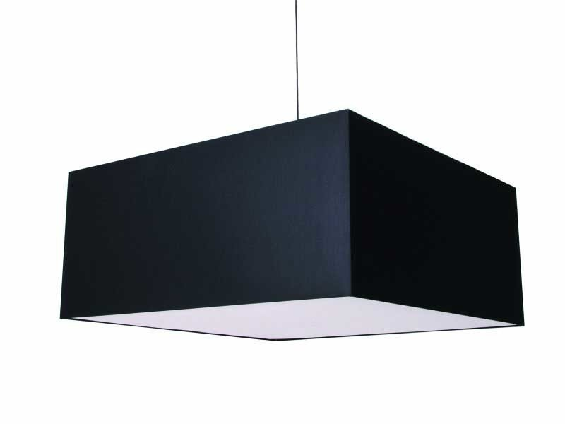 PVC pendant lamp SQUARE BOON by moooi