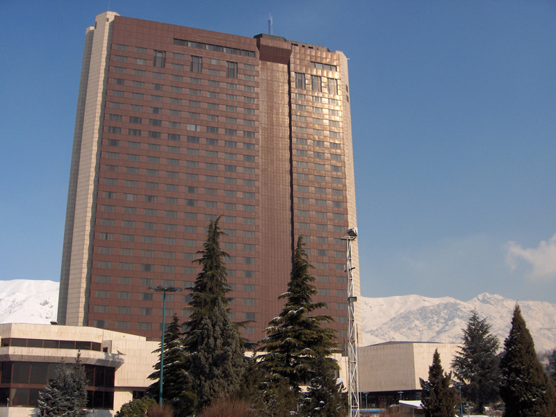 Azadi Hotel, Teheran, I.R. IRAN