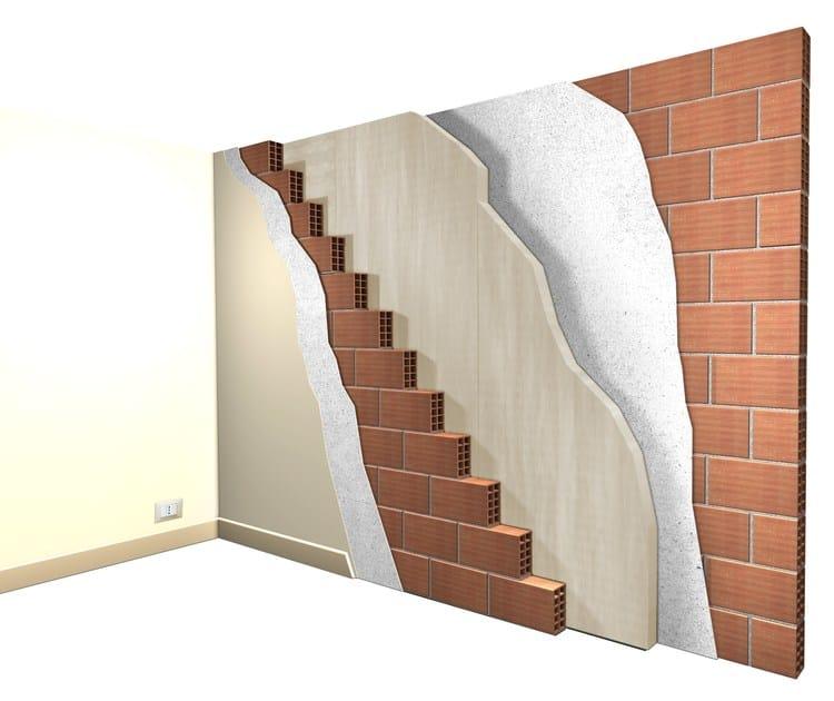 pannello termoisolante pannello fonoisolante in lana di vetro extrawall vv 4 saint gobain. Black Bedroom Furniture Sets. Home Design Ideas