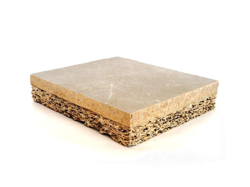 Wood-beton thermal insulation panel BetonEco® - BetonWood