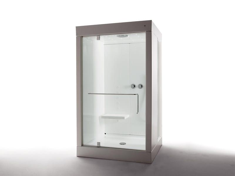 Box doccia multifunzione KOSMIC Z1 - Kos by Zucchetti