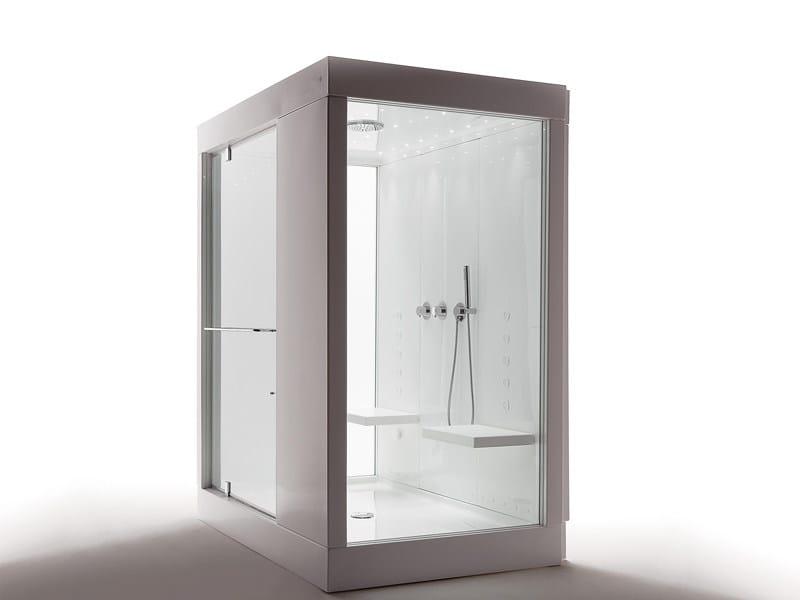 Multifunction shower cabin KOSMIC Z2 - Kos by Zucchetti
