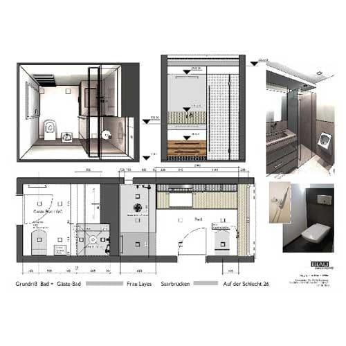 Progettazione e produzione mobili e interior design for Design di mobili cad