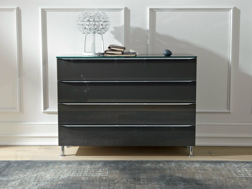 Lacquered chest of drawers METIS PLUS | Lacquered chest of drawers - Hülsta-Werke Hüls
