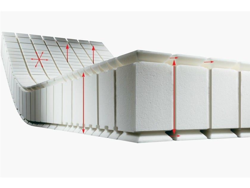 Polyurethane foam mattress AIR DREAM 2000 - Hülsta-Werke Hüls