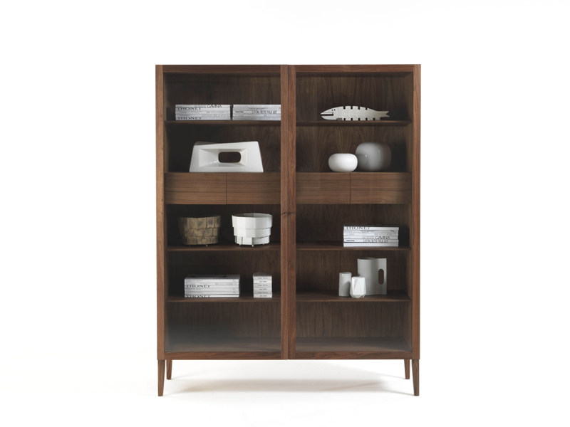 Solid wood display cabinet LIGHT | Display cabinet - Riva 1920