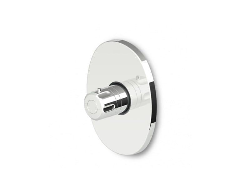 1 hole thermostatic shower mixer ZETATERM T2 | 1 hole shower mixer - ZUCCHETTI