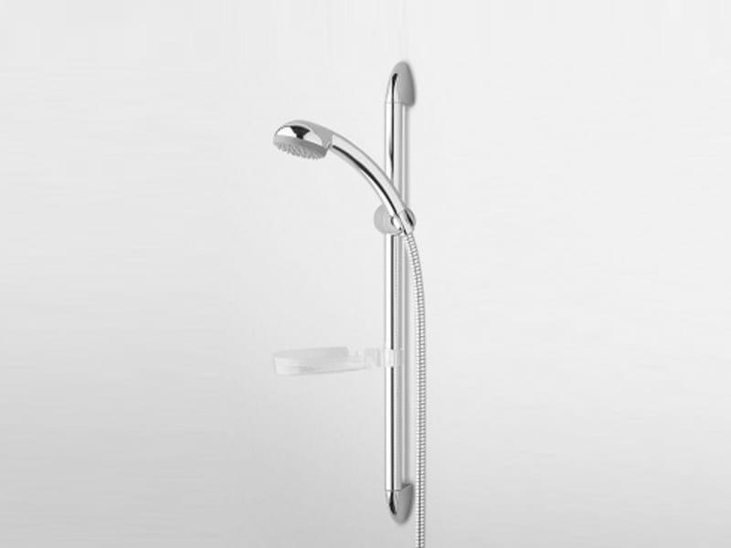 Handshower with shower wallbar Z93093 | Handshower with shower wallbar by ZUCCHETTI