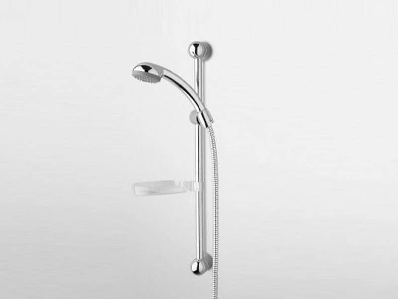 Handshower with shower wallbar Z93088 | Handshower with shower wallbar - ZUCCHETTI