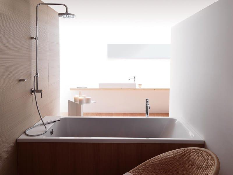 Vasca da bagno in metacrilato soft kos by zucchetti - Kos vasche da bagno ...