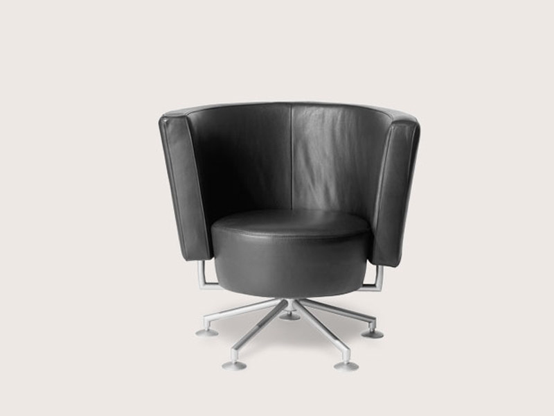 Drehbarer Sessel CIRCO | Sessel - COR Sitzmöbel Helmut Lübke