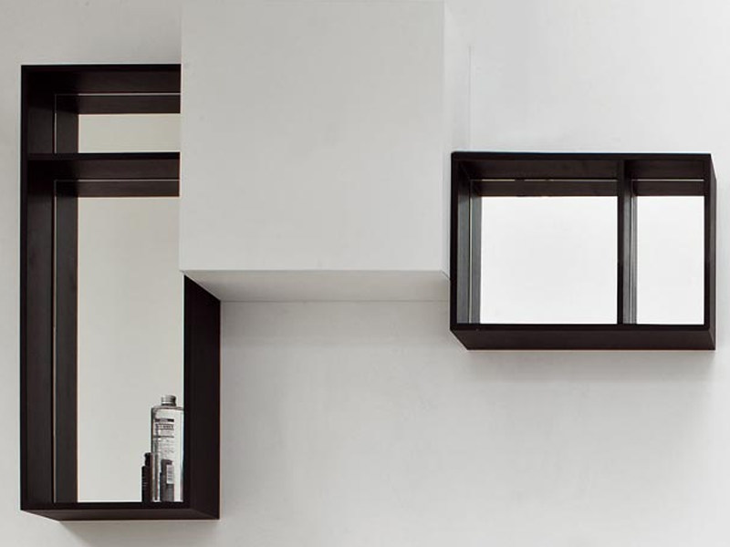 Wall cabinet MORPHING | Wall cabinet by Kos by Zucchetti