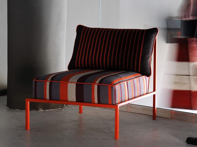 Cotton upholstery fabric GUETHARY - Élitis