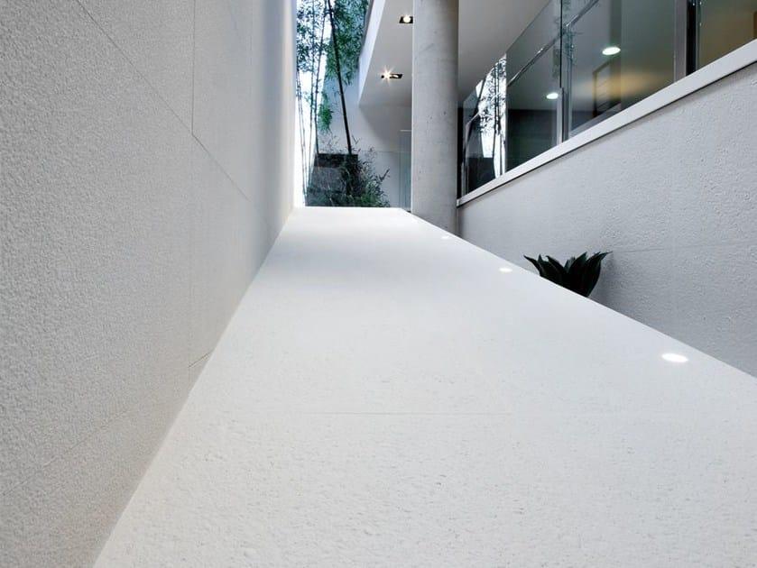 porcelain stoneware floor tiles concrete by inalco. Black Bedroom Furniture Sets. Home Design Ideas