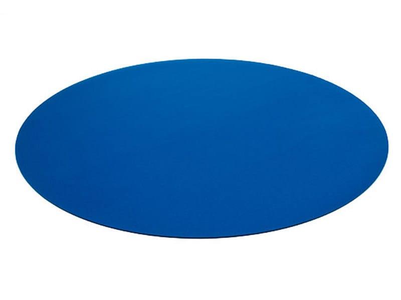 Round felt kids rug BIGDOT - HEY-SIGN