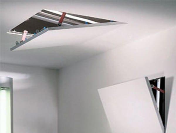 Fireproof inspection chamber BOTOLA DI ISPEZIONE IGNIFUGA - Knauf Italia