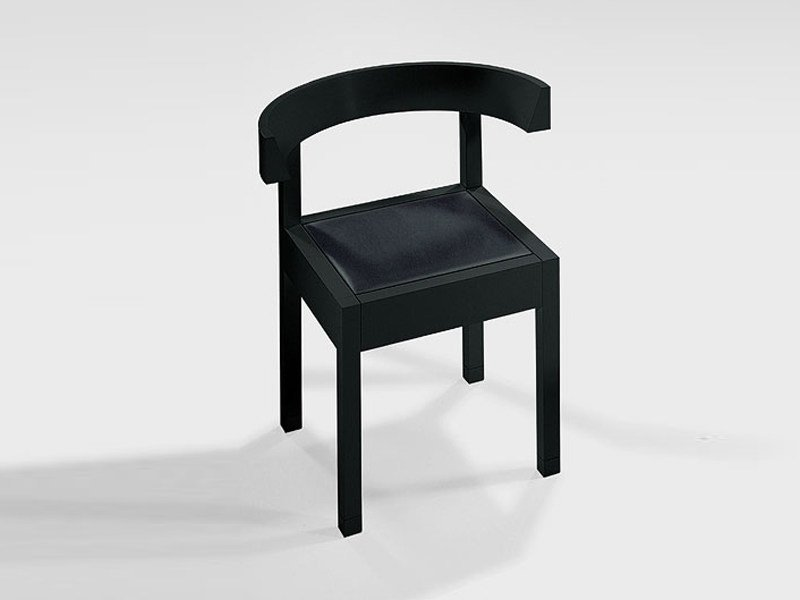 Beech chair LEONARDO by Draenert
