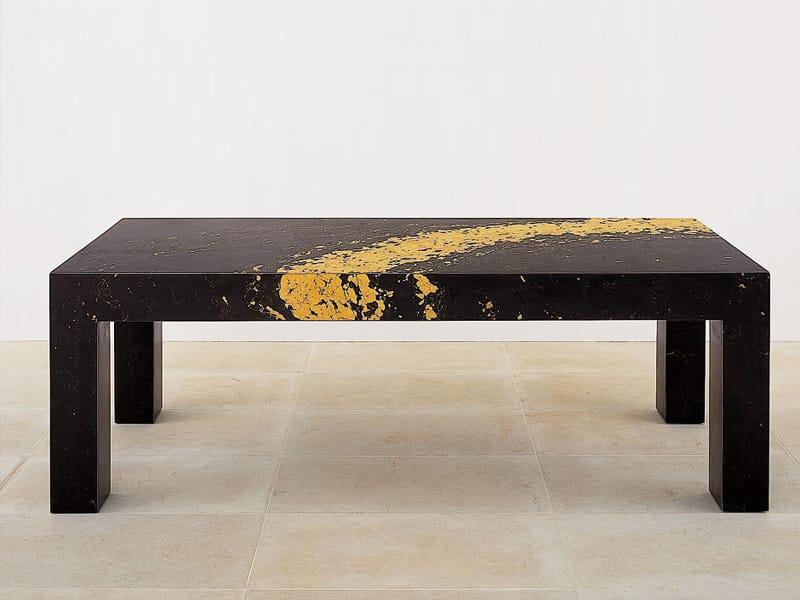 Rectangular wooden table X2 - Draenert