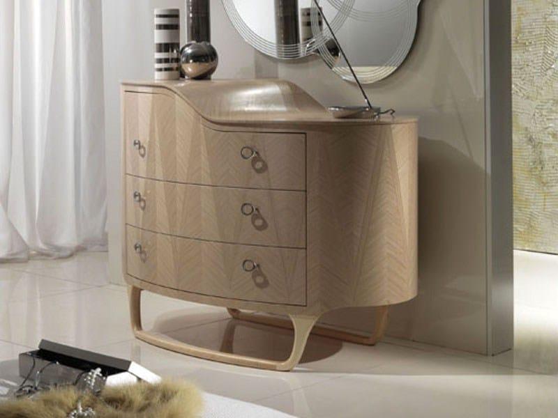 Wooden dresser IRIDE | Dresser by Carpanelli Contemporary