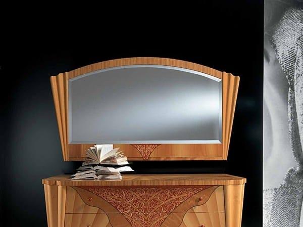 Framed mirror CONTEMPORARY VISION | Mirror by Carpanelli Contemporary