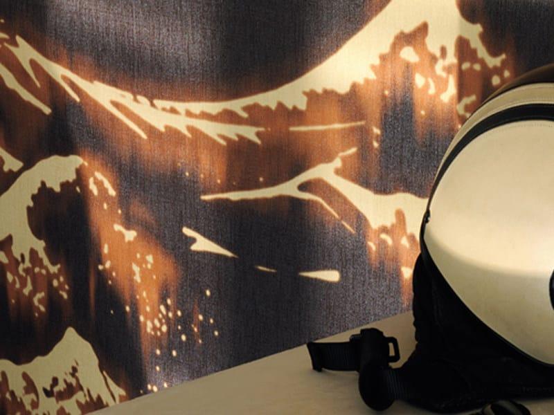 Papel pintado de vinilo de estilo japon s con motivos - Papel pintado japones ...