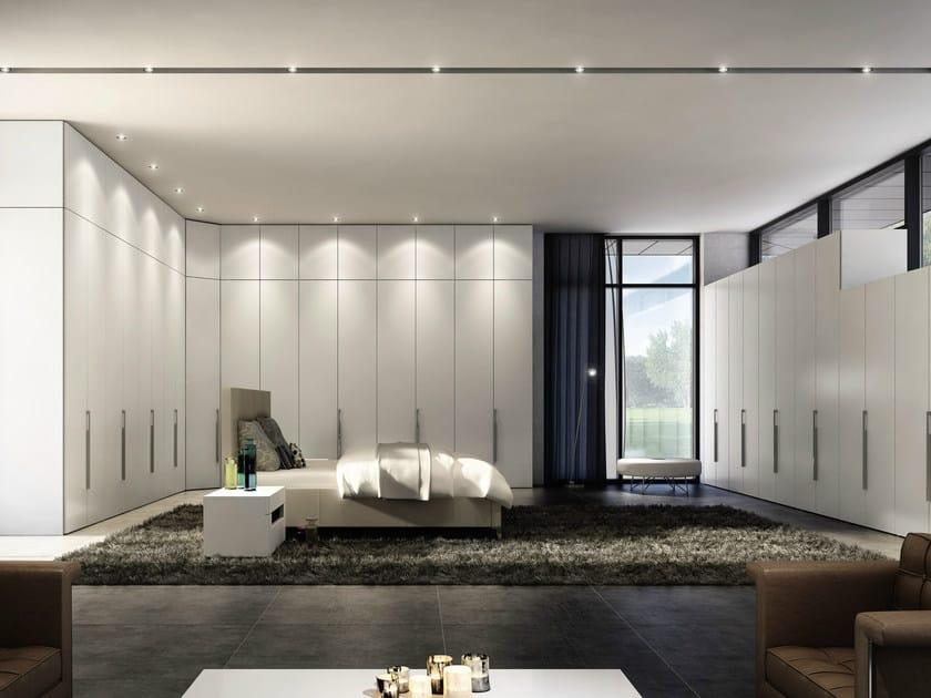 Corner sectional lacquered wardrobe MULTI-FORMA II | Sectional wardrobe - Hülsta-Werke Hüls