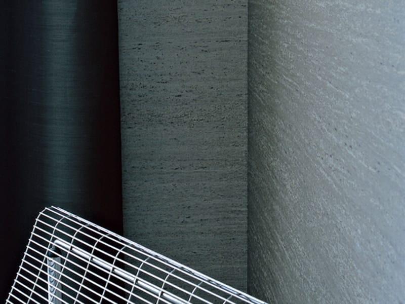 Papel pintado lavable de papel efecto piedra ardoise - Papel pintado efecto piedra ...