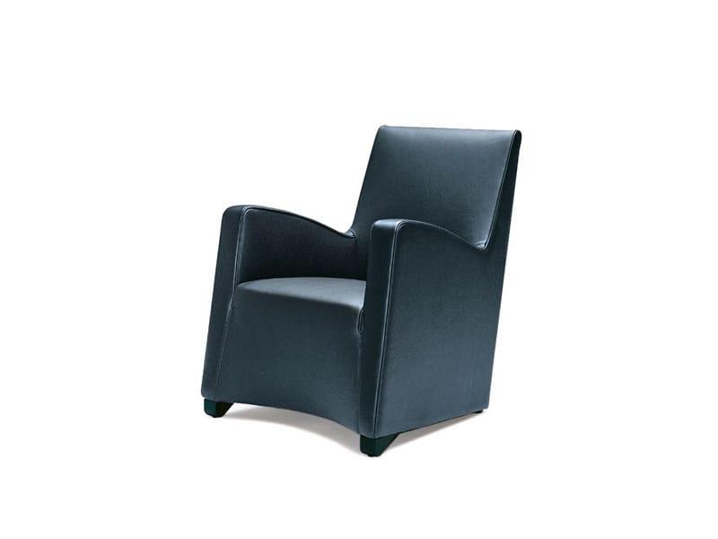 Upholstered armchair DUKE | Armchair - Wittmann