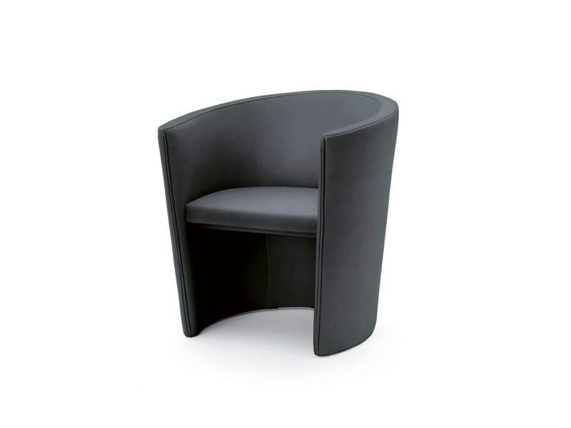Upholstered armchair DIALOG - Wittmann