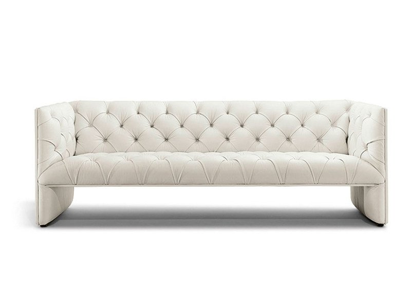 Leather sofa EDWARDS | Sofa - Wittmann