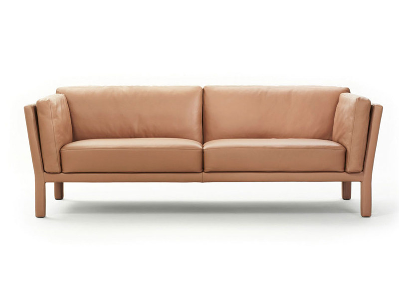 Leather sofa ELLA | Sofa - Wittmann