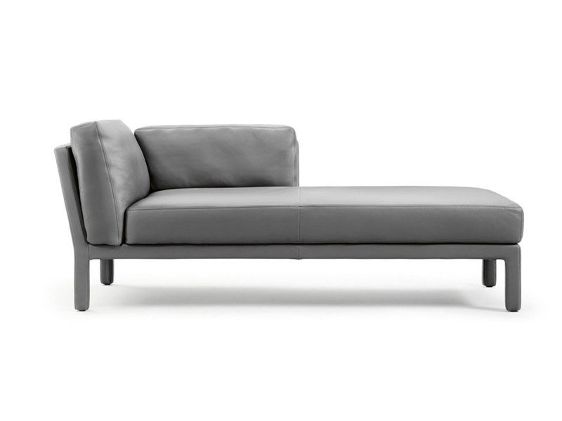 Leather day bed ELLA | Day bed by Wittmann