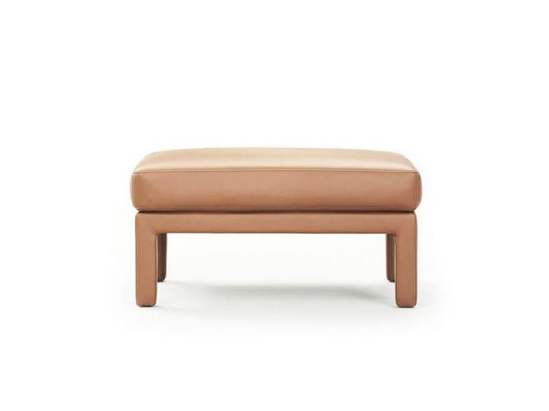Upholstered pouf ELLA | Pouf - Wittmann