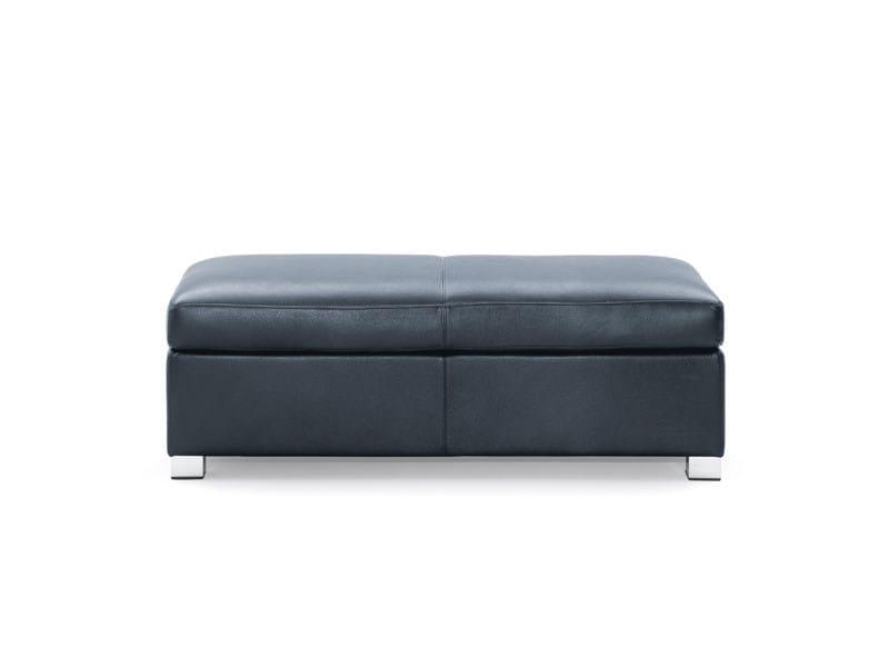 Upholstered pouf METRO | Pouf - Wittmann