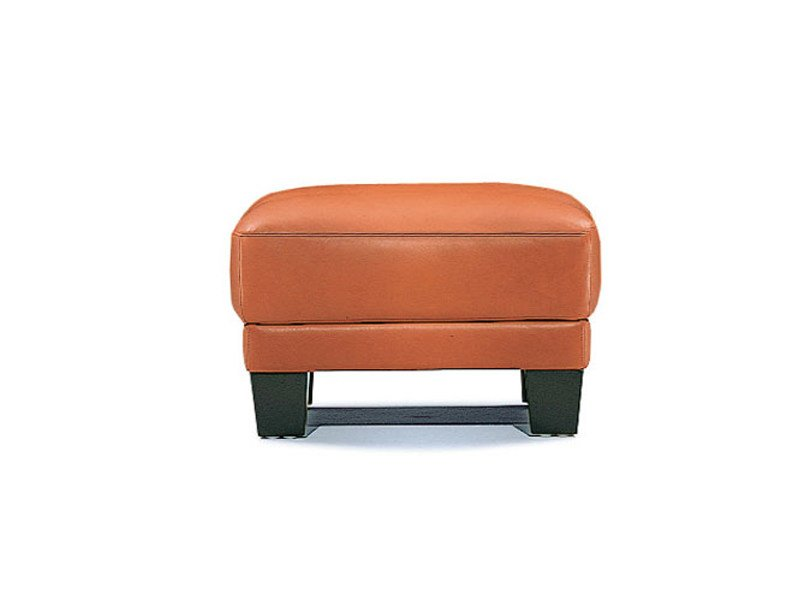 Upholstered pouf ODESSA | Pouf - Wittmann