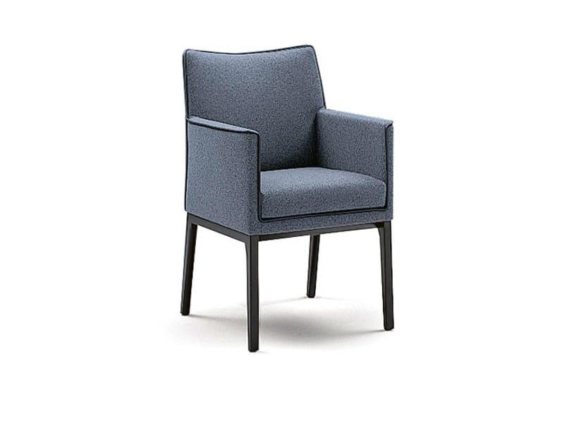 Upholstered chair SEDAN | Chair - Wittmann