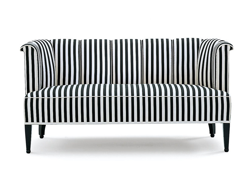 Fabric small sofa ALLEEGASSE | Small sofa - Wittmann