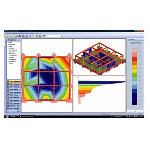 Foundation calculation (plinth, slab, ground beam) / Pile and micropile calculation CDGs WIN - S.T.S. SOFTWARE TECNICO SCIENTIFICO